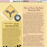 STWS- Serving Those Who Serve's Quarterly Newsletter – June 2018