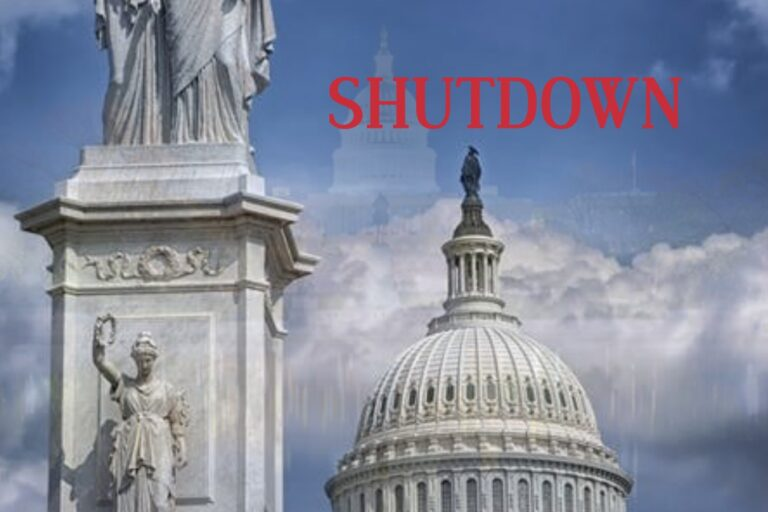 Nine Departments, 800,000 Workers Affected by Partial Shutdown
