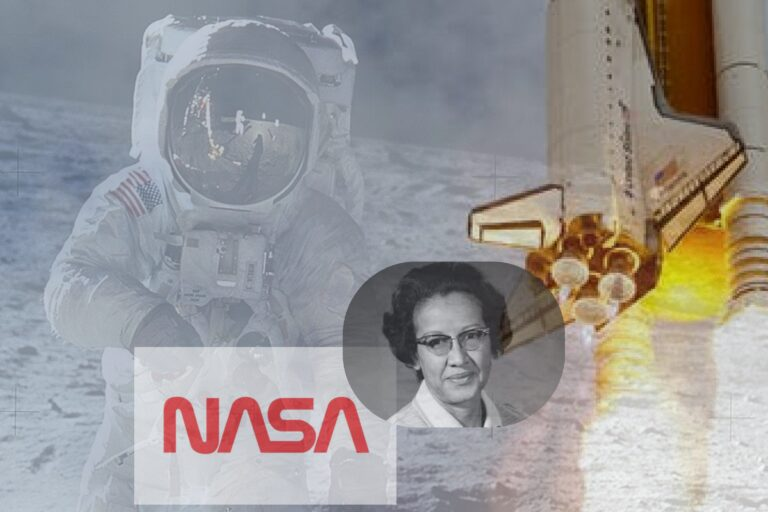 Famous Feds: Katherine Johnson of NASA