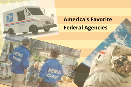 America's Favorite Federal Agencies