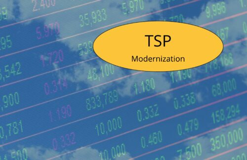 TSP Gets a Makeover …So What's the Big Deal?