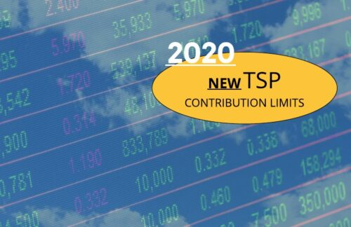 New TSP Contribution Limits for 2020