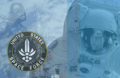 Star Wars Saga Ends, Real Life Space Force Begins
