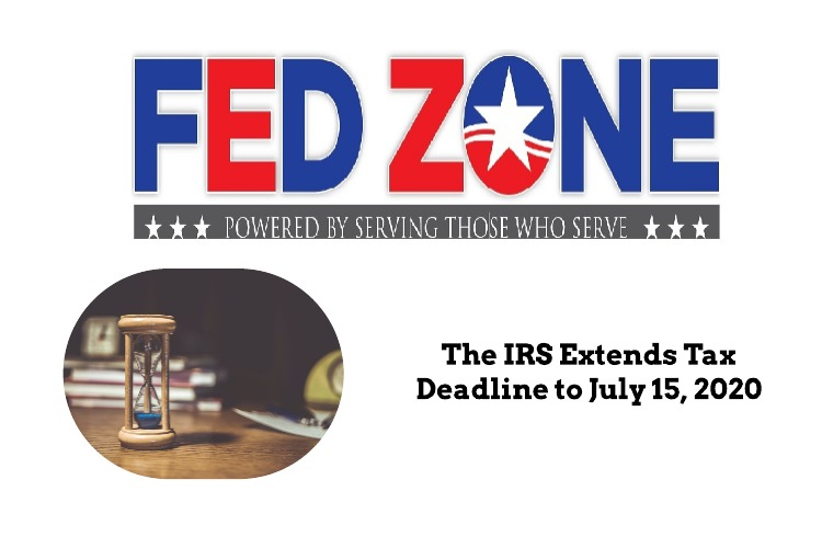 The IRS Extends Tax Deadline to July 15, 2020
