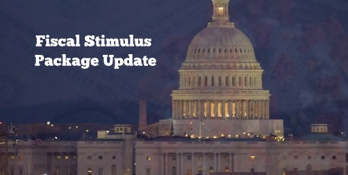 Fiscal Stimulus Package Update