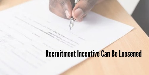 Rules for Recruitment Incentives Can Be Loosened for Federal Agencies