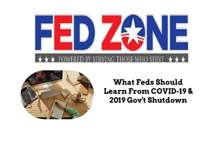 What Feds Should Learn From COVID-19 and the 2019 Government Shutdown