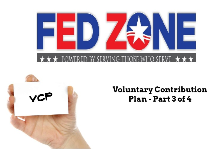 CSRS VCP: Voluntary Contribution Program – Part III