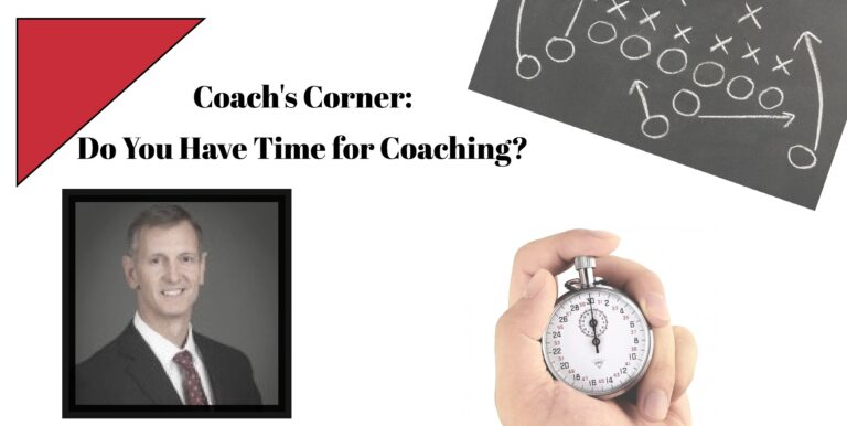 Don't Have Time to Get Executive Coaching?