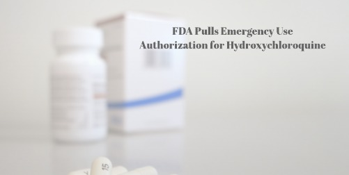 FDA Reverts Stance on Hydroxychloroquine 's Effectiveness to Fight COVID-19