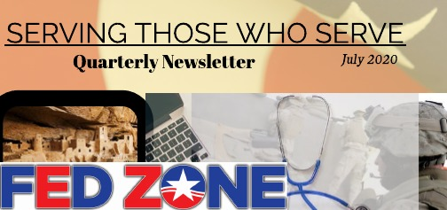 Serving Those Who Serve's Quarterly Newsletter- July 2020
