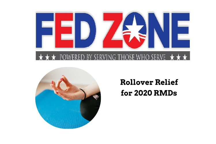 IRS Announces Rollover Relief for 2020 RMDs