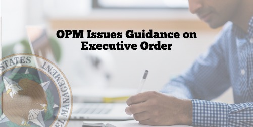 OPM Issues Guidance