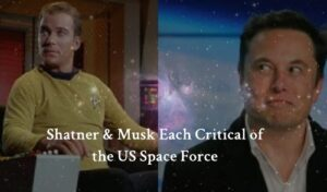 Criticism Over US Space Force