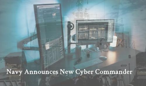 Navy Cyber Commander