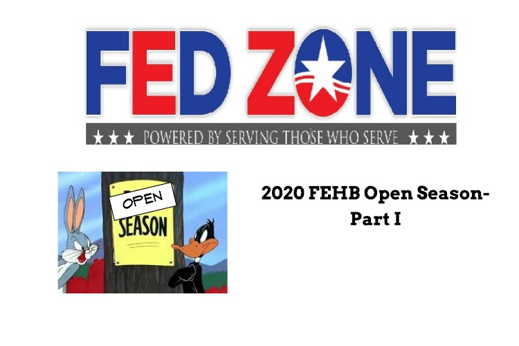 "Getting Ready for the 2020 Federal Employee Benefits ""Open ..."